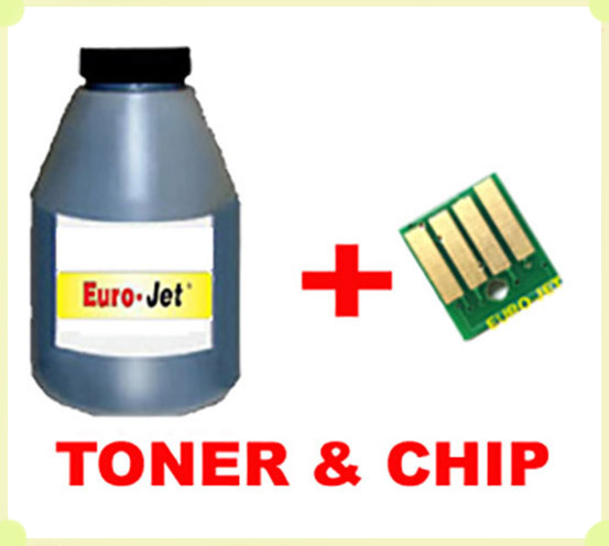 TONER in BOTTLE & CHIP XEROX Phaser  3053/3260 WC 3215/3225 (106R02777)