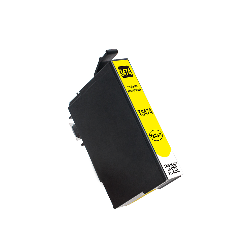 EPSON 34XL YELLOW ΣΥΜΒΑΤΟ INK(C13T34744010)