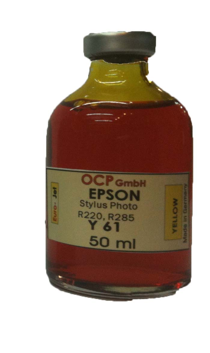 Epson 50ml Yellow