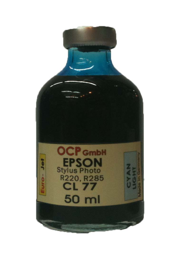 Epson 50ml Light Cyan