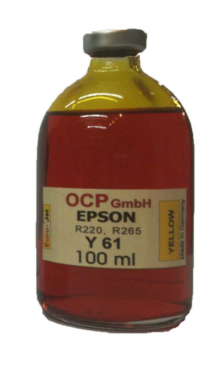 Epson 100ml Yellow