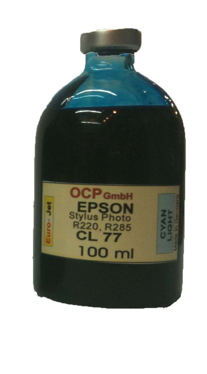 Epson 100ml Light cyan