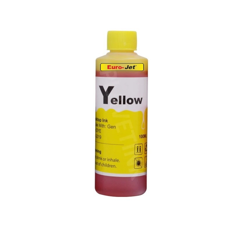 Canon 100ml Yellow