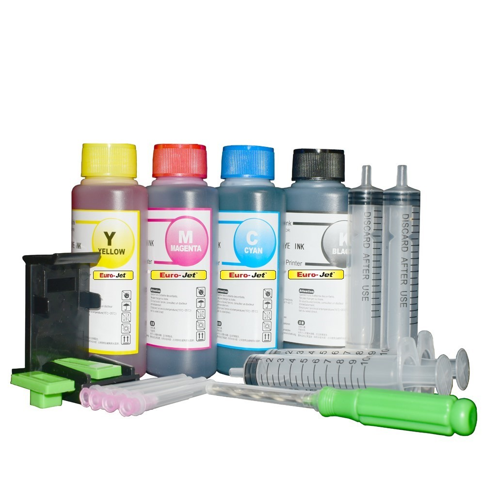 REFILL KIT FOR CANON PG-40,50, CL-41,51