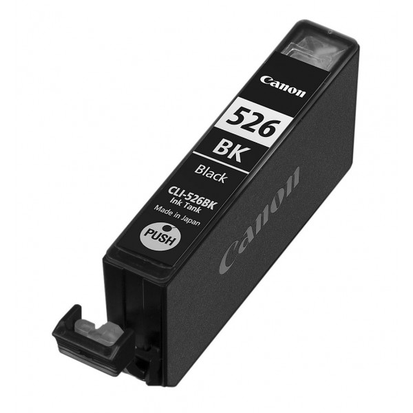 ΣΥΜΒΑΤΟ Canon CLI-526 Black with chip